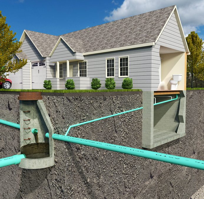 Common Causes of Sanitary Sewer Back-ups